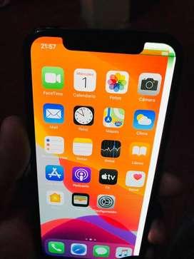 Iphone X con detalle