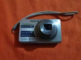 Cámara Sony Cyber-Shot 10x