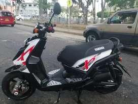 Se vende moto Bws modelo 2012 - Placas de florida