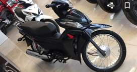 honda wave impecable