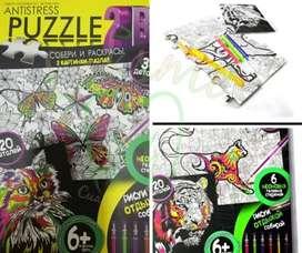 Puzzle antiestres