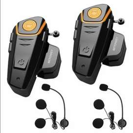 Intercomunicador para moto Bt- S2
