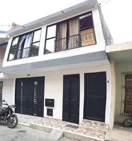 Se vende casa bifamiliar barrio ruben Cruz  tulua-valle
