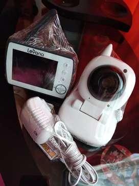 Camara video cuidadora de bebe