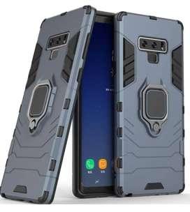 Estuche Antigolpes Samsung Galaxy Note 9 Anillo de Sujeción