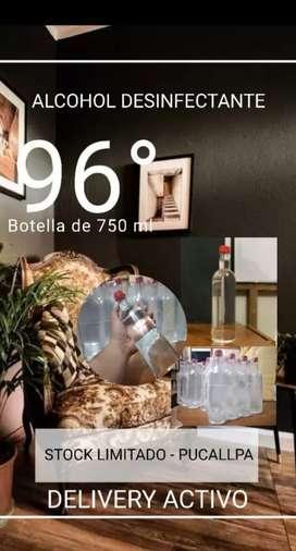 Alcohol 96 grados