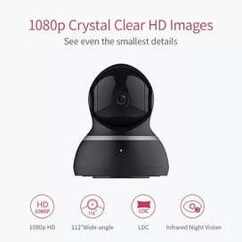 Camara Inalambrica Monitor de Bebe 1080p
