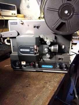 PROYECTOR FILMOSONIC 8mm BELL & HOWELL