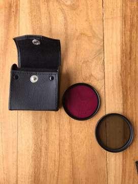 Filtros para lentes de camara