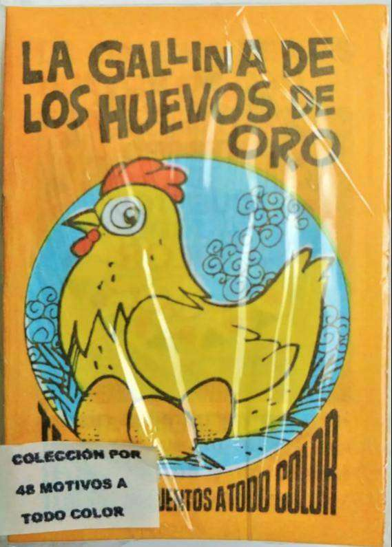 Tesoro de cuentos a todo color - 48 cuentos Colección Completa