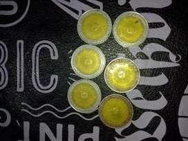Monedas provingias