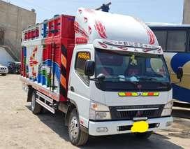Vendo camión mitsubishi fuso 2009
