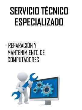 Mantenimiento y servicio Técnico