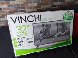 Vendo televisor VINCHI led 32 pulgadas