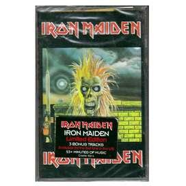 Iron Maiden Iron Maiden + bonus Cassette