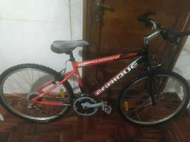 Vendo bicicleta weekend rodado 26