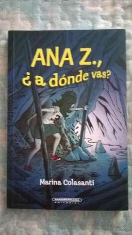 Ana Z, ¿a donde vas?
