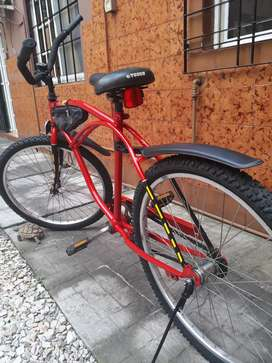 Bicicleta playera rodado 26 impecable