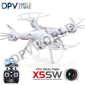 Drone Syma X5sw Camara 2mp Hd Video Tiempo Real Drone Wifi