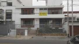 Casa en Alquiler Para Oficina Administrativa y Otros