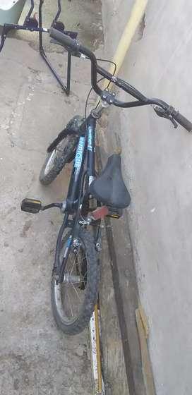 Vendo bicicleta Enrique rodado 14