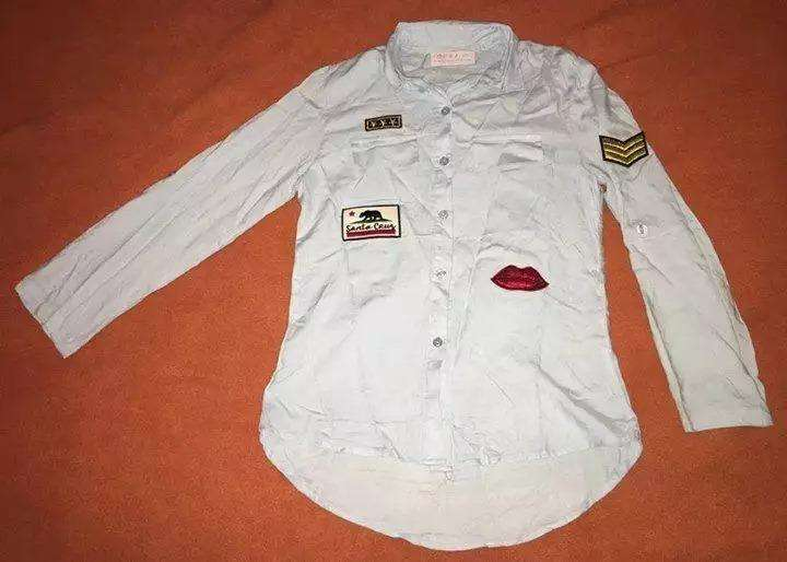 Camisa marca Oneill de Mujer talle S 0