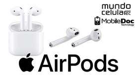 Airpods, Airpods 2 Apple originales Tarjeta de Crédito Garantía