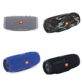 Parlante bafle charge 3 bluetooth