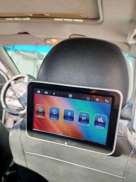 Cabeceras Pantalla independiente 8 pulgadas Bluetooth USB, SD, mirrorlink , 100% táctil