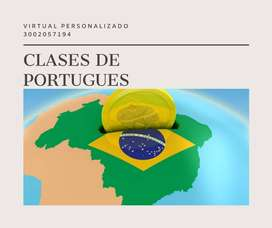 CLASES DE PORTUGUES CON PROFESOR NATIVO