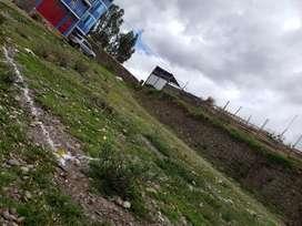 Vendo en ocasión lote de terreno en Sapallanga