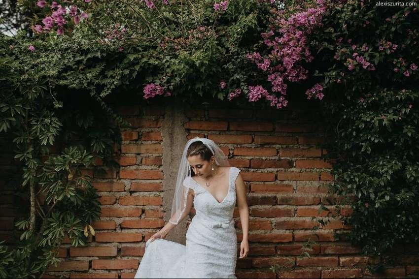 OFERTA Vestido de novia talla 38/Small 0