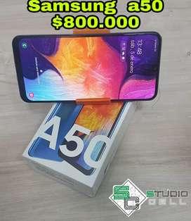 Vendo Samsung  a 50  6 ram 128 gb