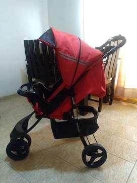 Coche para bebé en buen estado a $120.000 NEGOCIABLES