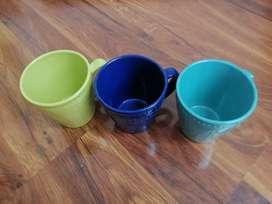 Set de 4 tazas de cafe
