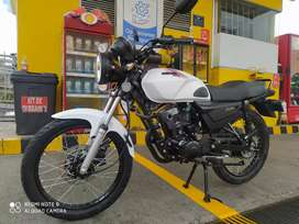 Arriendo moto NKD nueva