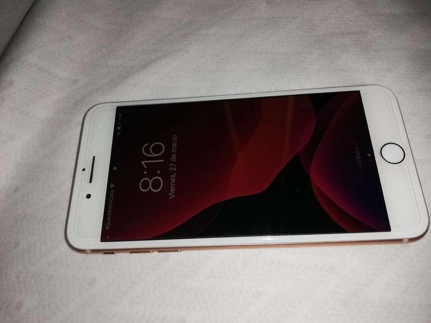 Vendo iphone 8 plus 0