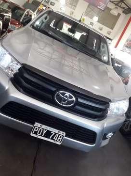 Toyota hilux d/c 4x4 dx pack 2016