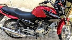 Vendo Ybr 7500klm