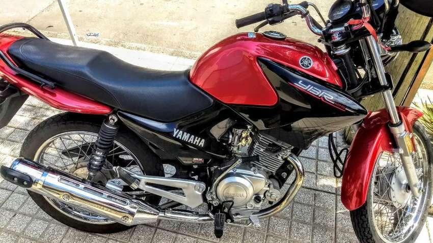 Vendo Ybr 7500klm 0