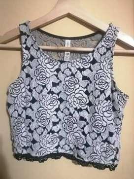 Blusa 47 street polo closet sale venta de ropa usada y nueva