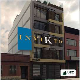 Proyecto nuevo EXCLUSIVO de 15 apartamentos de 1 y 2 hab