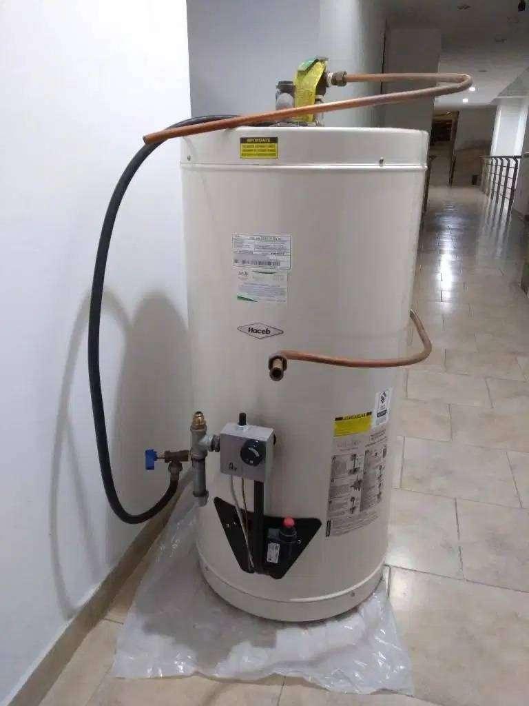 Calentador de Acumulación Dañado 0
