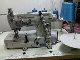 Maquina industrial recubridora