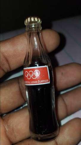 Botella miniatura