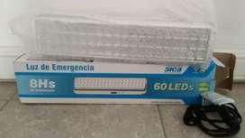 Vendo luz de emergencia.$1000 NUEVO