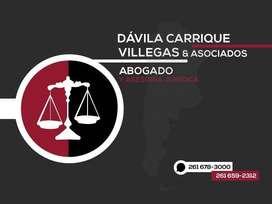 Abogado Civil - Penal - Laboral