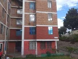 Vendo un departemanto Frente al MIES en la ciudad de Riobamba.