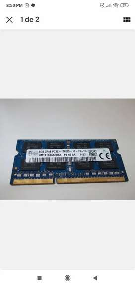 Memoria Ram DDR3 8gb