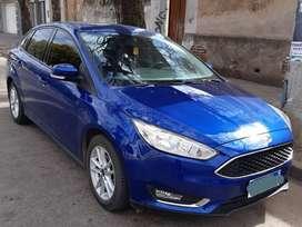 Ford FOCUS SE 2.0 2017, RODADO EN 2018, MUY BUENO